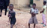 Cabinda, actualités par l'image: désolations et tristesses des orphelins de l'humanité